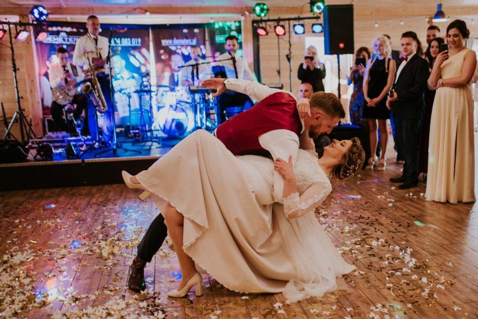 Edyta + Bartek   Rustykalne wesele w Janiowym Wzgórzu