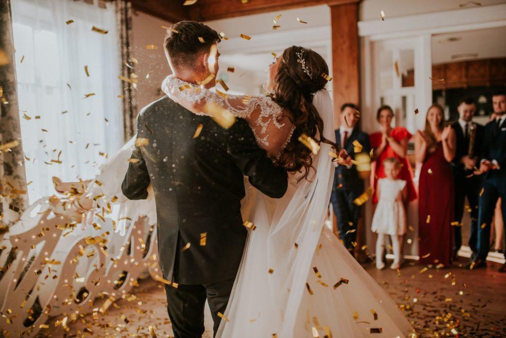 Marietta + Mateusz | Klimatyczne wesele w Kruczym Gnieździe