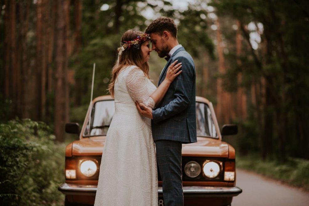 Joanna + Piotr | Rustykalne wesele w stodole