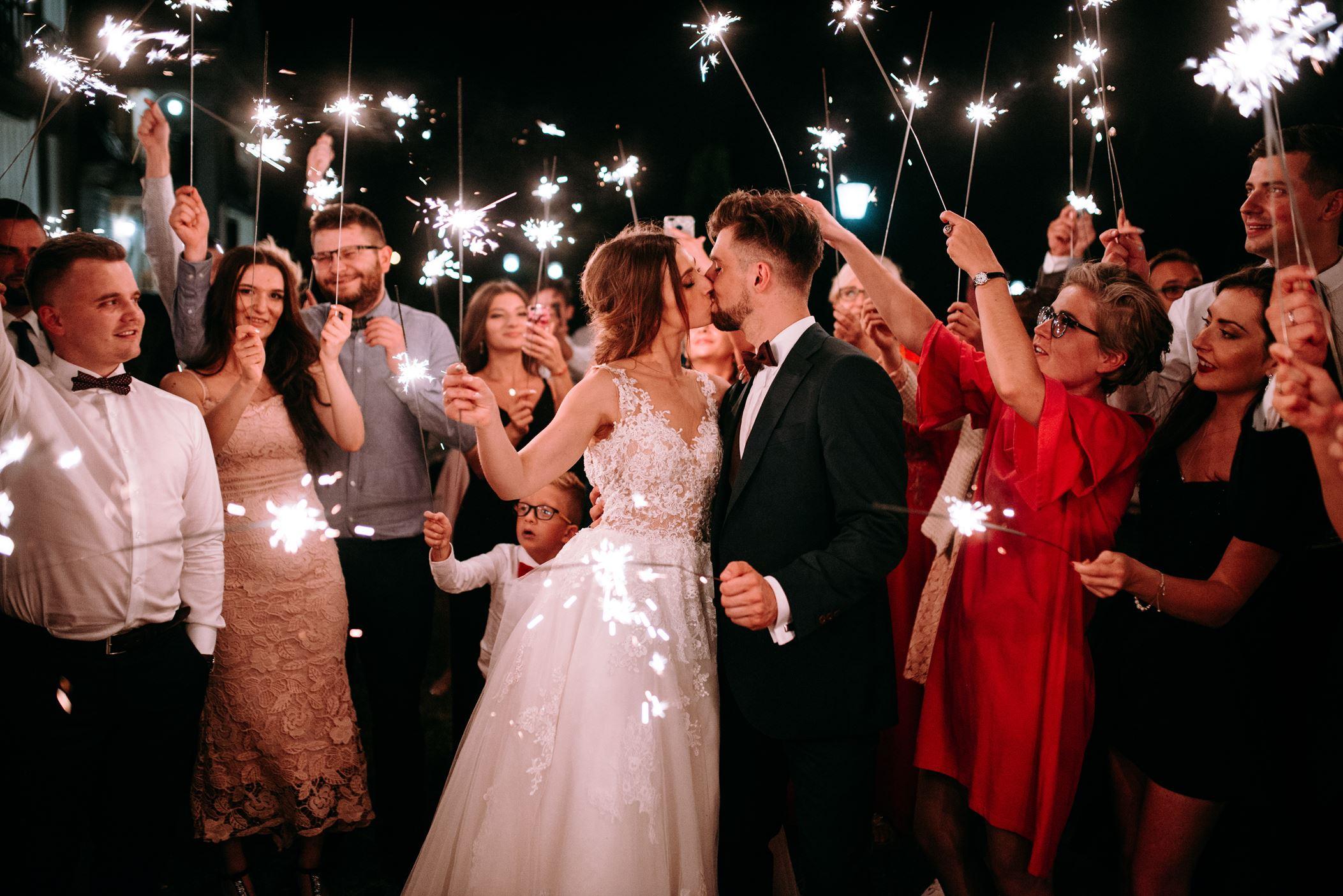 Paulina + Rafał | Klimatyczne wesele w Jaśminowym Dworze