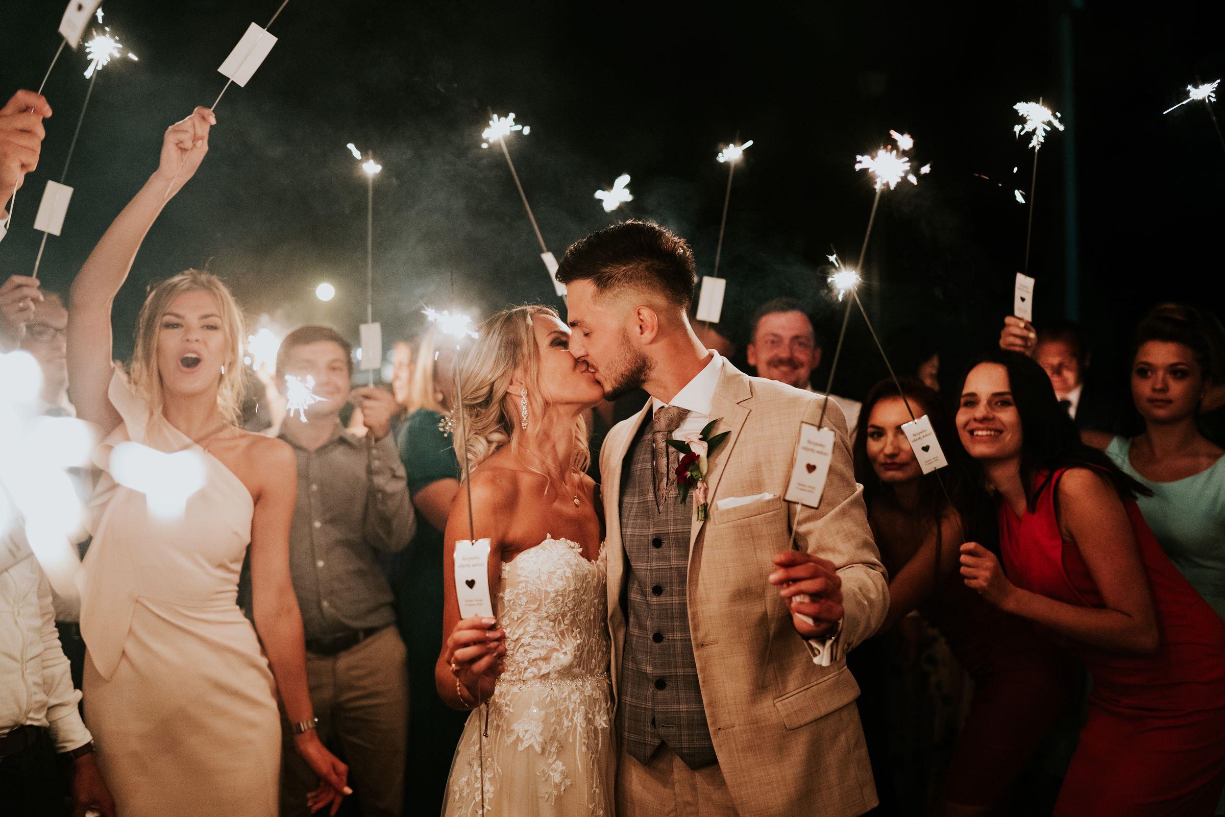 Klaudia + Patryk | Gorące wesele w Starym Młynie